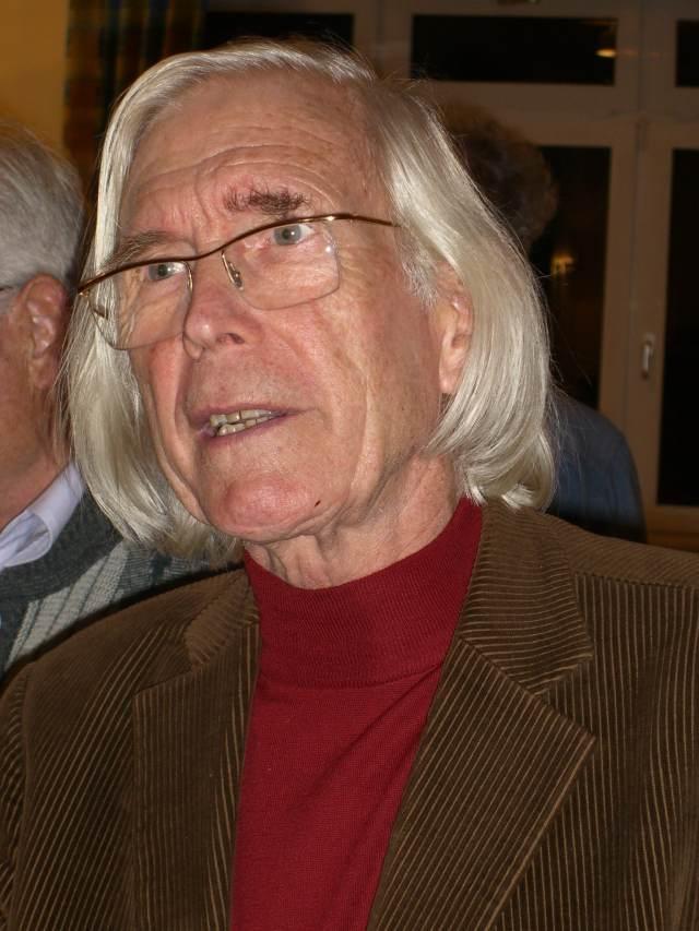 Der Künstler Paul Brandenburg